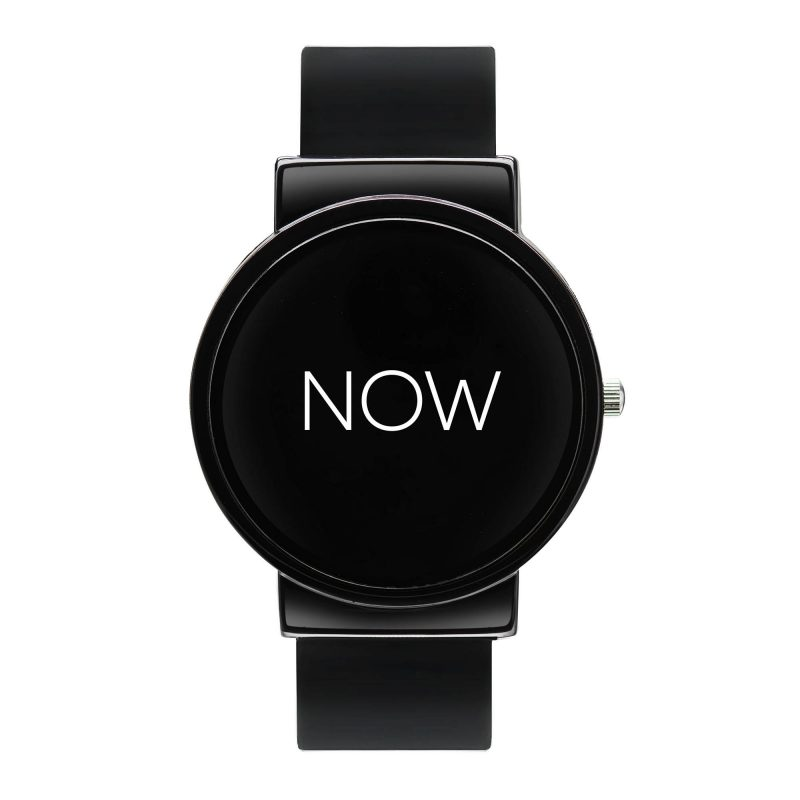 NOW Watch Black