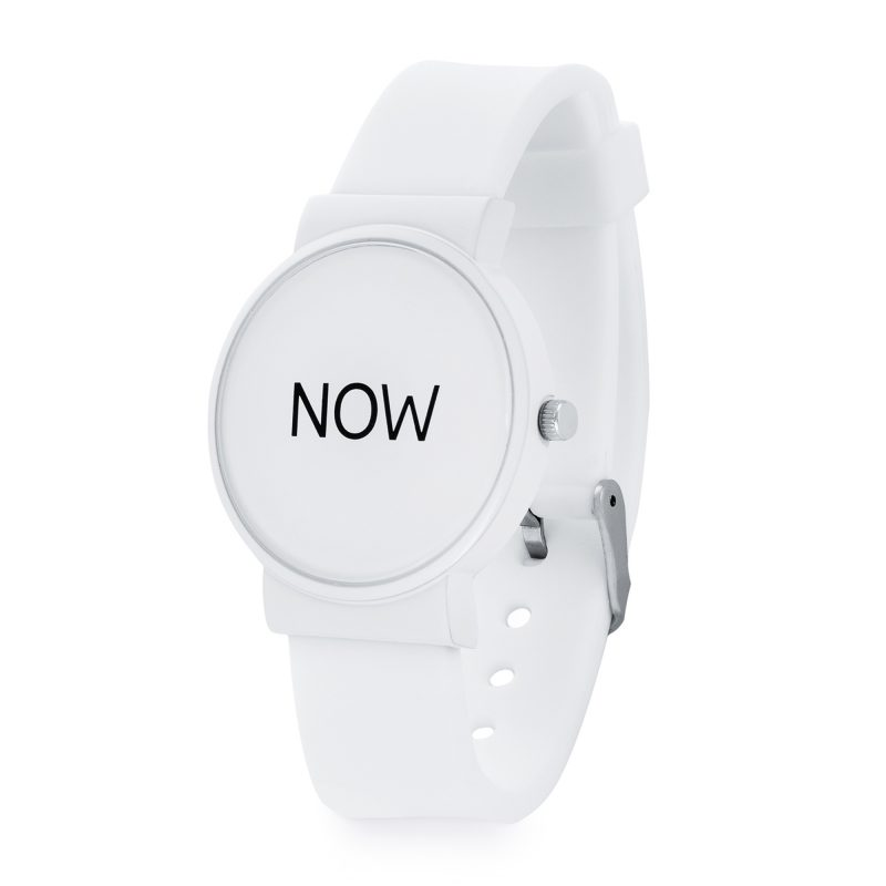 now-watch-white-color