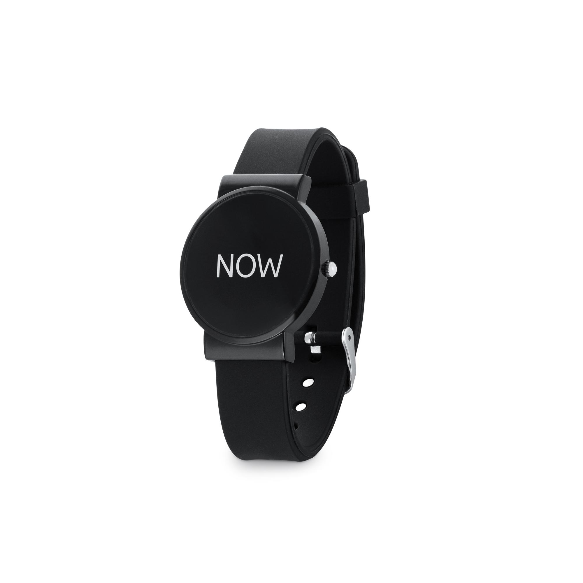 now-watch-black-color