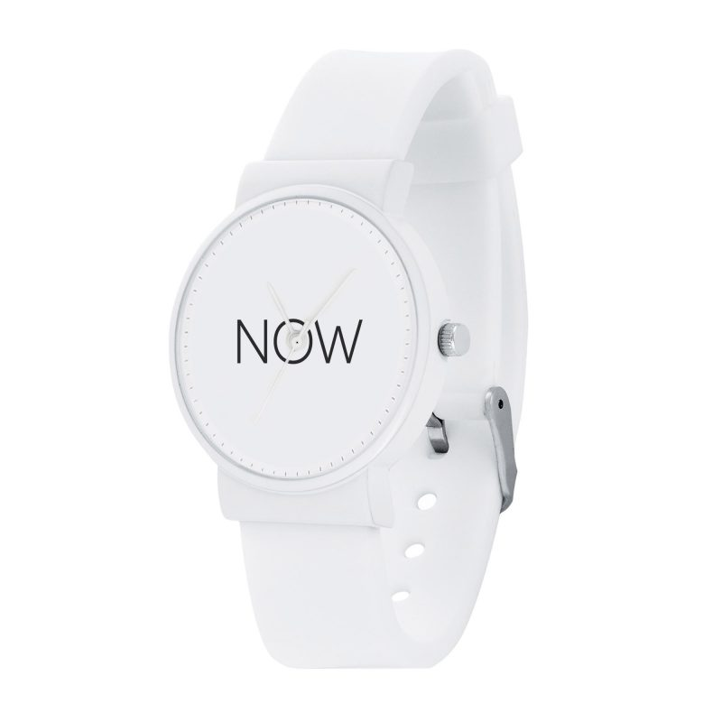 now watch white - real watch