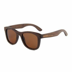 Now wooden sunglasses