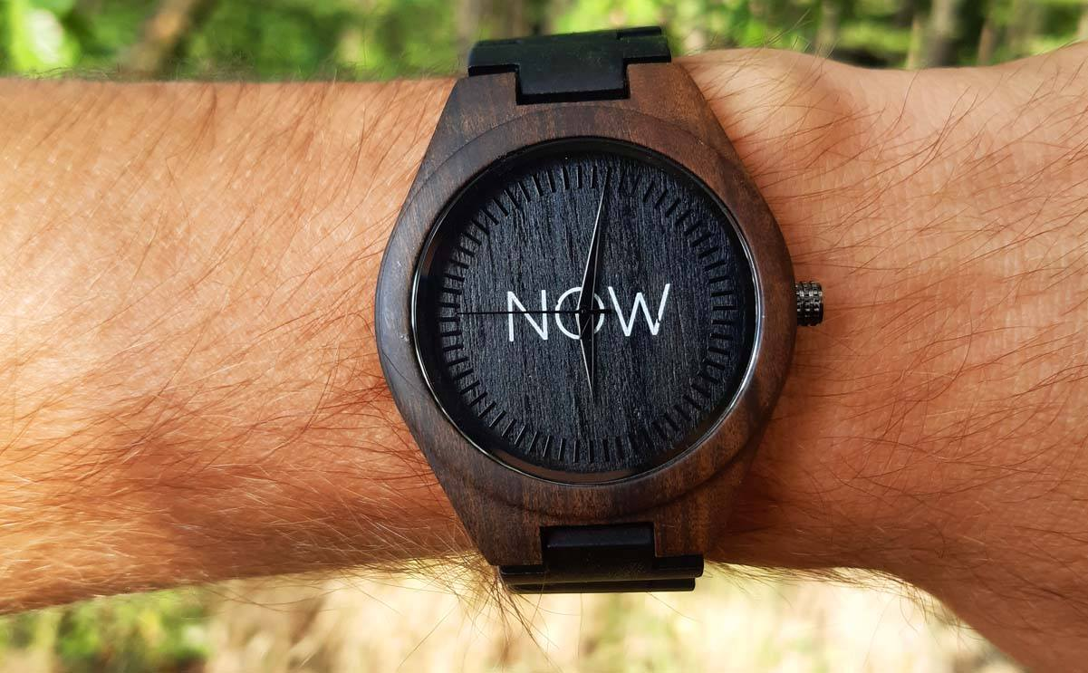 cheap wood watches for man