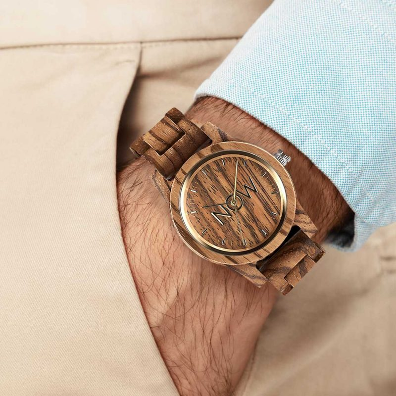 Now Watch Sandalwood on a men's hand