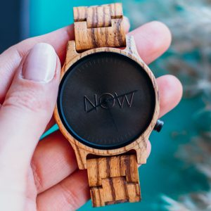 Now Watch Zebrawood close-up