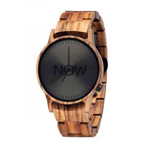 Now Watch zebrawood