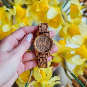 Sandalwood wooden watch