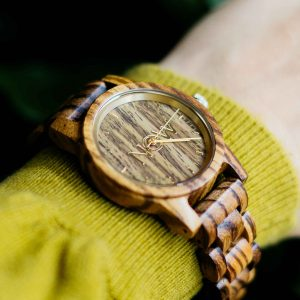 Wood Watch - Sandalwood