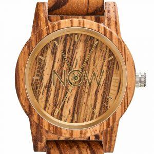 Wood Watch - Sandalwood