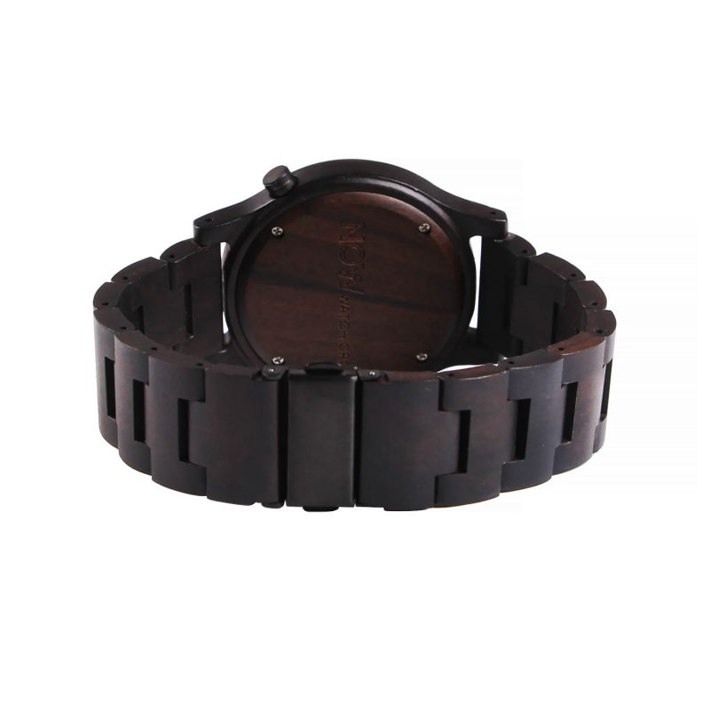 Now Watch Black Sandalwood backcase