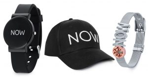 Now watches and accessories