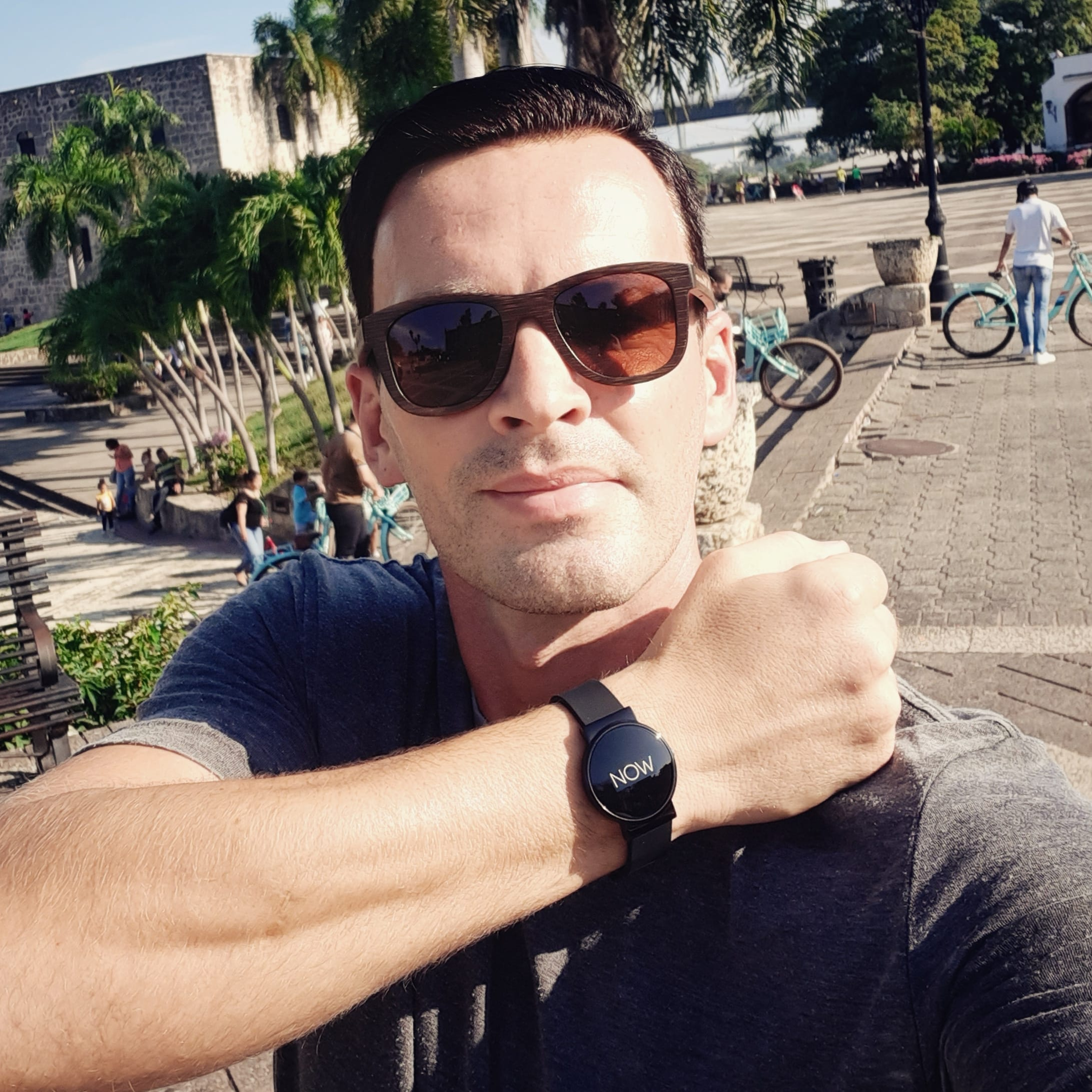 Greg NOW Watch Website Founder