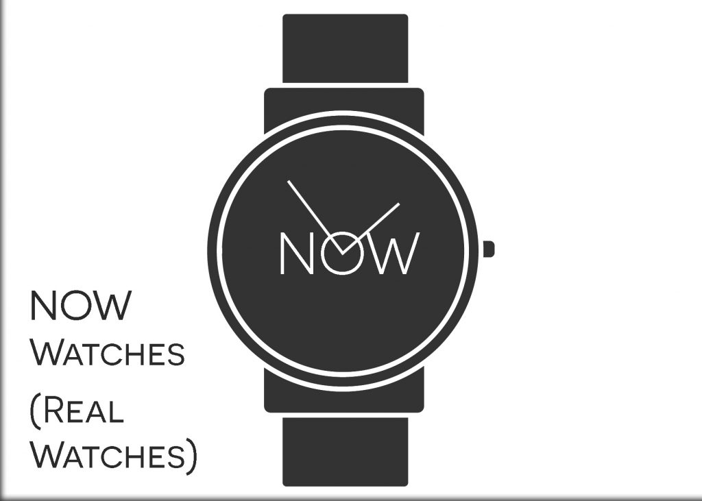 NOW watches real watches